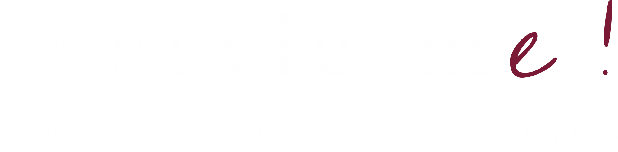 LOGO Style Me - Blanc et Mauve